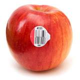 PLU Labels On Fruit