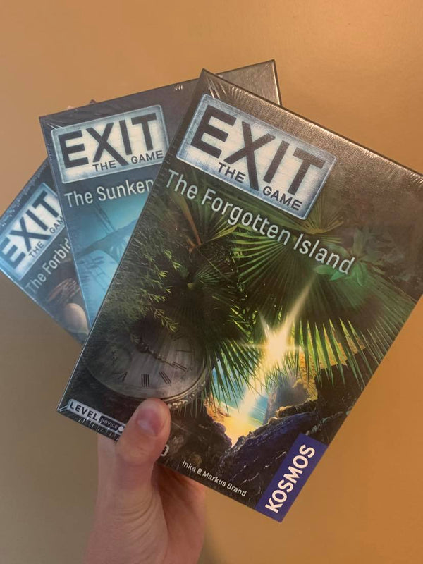 Game of the Week: EXIT the game
