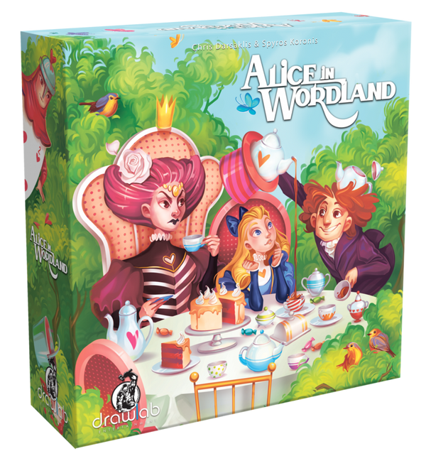 Alice in Wordland