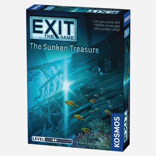 Exit: Sunken Treasure