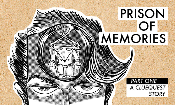 Print at Home Escape Game: Prison of Memories