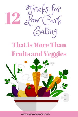 Tips and Hacks for Low Carb Eating