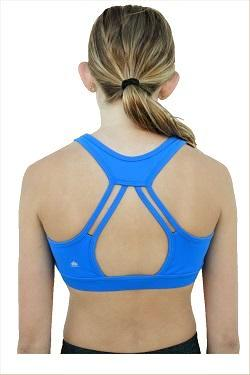 Virtue Sports Bra Bright Blue