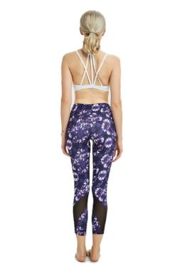 Rear View Leggings Yoga Sportswear