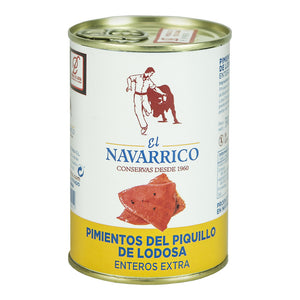 Whole Piquillo Peppers- Pimientos del Piquillo -Tin(425ml) - ARC IBERICO IMPORTS