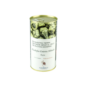 Marinated Artichokes in Olive Oil (850ml) - Spanish Food Online