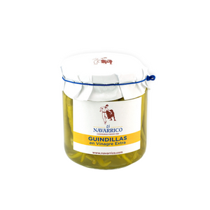 Pickled Guindilla Peppers (370ml)