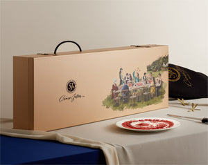 Cinco Jotas Celebration Gift Set - The garden of Eden LIMITED EDITION - ARC IBERICO IMPORTS