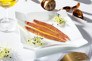 "Cantábrico ""00"" Anchovy Fillets in Extra Virgin Olive Oil [100g Tray]"