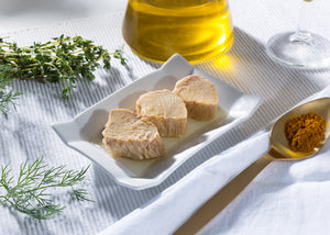 """Bonito"" White Tuna in Olive Oil [1850g Can]"