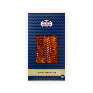 Slices of Chorizo Iberico by Julian Martin (80g) - ARC IBERICO IMPORTS