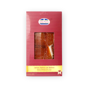Slices of Ibérico Ham Bellota 36+ Months by Julian Martin (80g) - ARC IBERICO IMPORTS