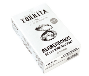 """Berberechos"" Cockles in Brine [111g Can]"