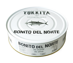 """Bonito"" White Tuna in Olive Oil [1850g Can] - ARC IBERICO IMPORTS"