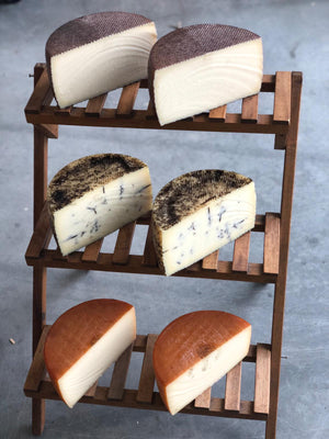 Manchego Viejo 12 Months (130 /Quarter Wheel / Half Wheel/Whole Wheel) - ARC IBERICO IMPORTS