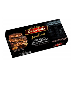 Delaviuda Chocolate Almond Turron (200g)