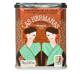 smoked paprika hot picante las hermanas