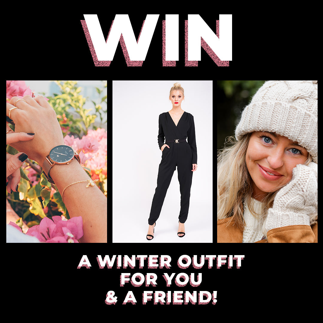 Win a Winter outfit for you and a friend!