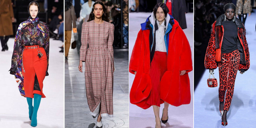 AW18: Stand Out Trends To Look For Next Season