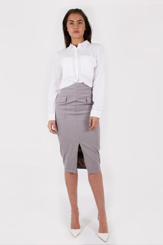 LANNI PENCIL SKIRT