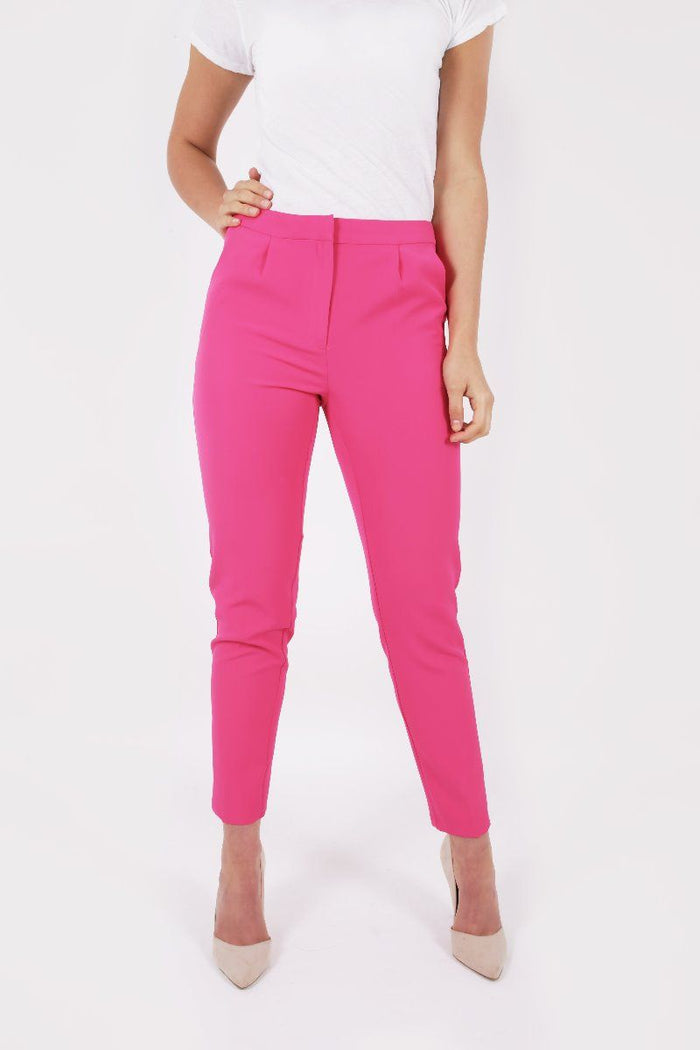 HOT PINK JERRY TROUSERS