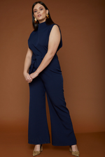 UNIQUE21 HERO Vida Jumpsuit in Navy