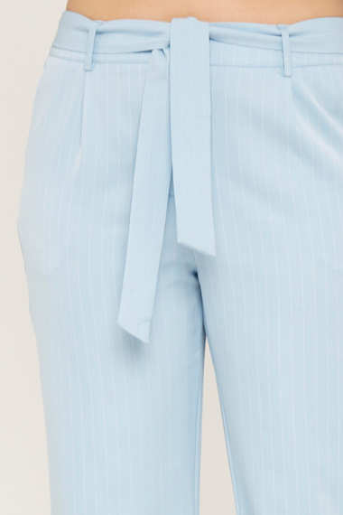 UNIQUE21 HERO Pinstripe Tailored Trousers