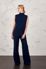Vida Jumpsuit in Navy