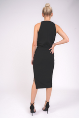Hero High Waist Pencil Skirt
