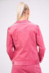 Pink Cord Jacket