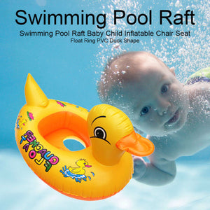 NEW Baby Swim-Seat, Inflatable - Kids Swimming Pool, Inflatable Raft