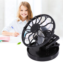 Load image into Gallery viewer, SOLAR Mini, Clip-on CAP Fan/Air Cooling