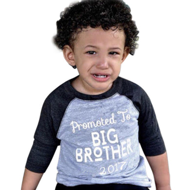 Summer Clothing Kids Baby Boys Summer T-shirt