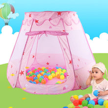 Load image into Gallery viewer, Portable Children's Tent, Indoor/Outdoor PlayHouse