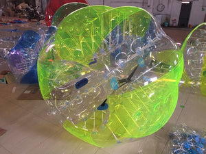 Zorb, High quality PVC  Air Bumper Ball,  Bubble football, Bubble Soccer – Various Sizes
