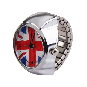 Novelty Fashion Women's/Girls British UK Flag Pattern
