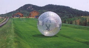 The Quintessential  of ALL ZORB/Human Hamster/Bumper Balls