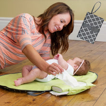 Load image into Gallery viewer, Waterproof Portable Baby Diaper Changing Mat