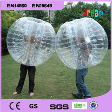Load image into Gallery viewer, ZORB Human Hamster & Bubble Ball / Inflatable Bumper Soccer/Football – 1.5m PVC