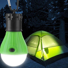Load image into Gallery viewer, Mini Portable Lantern Tent Light Outdoor Emergency