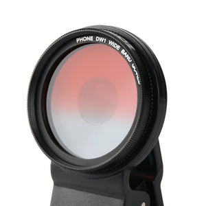 ZOMEI Universal 37mm Clip-On Graduated Gray Filters