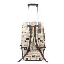 Load image into Gallery viewer, Travel Trolley, Backpack, Wheeled Suitcase