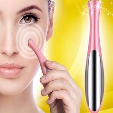 Mini Massage Eye Bags & Facial Wrinkle Remover Pen