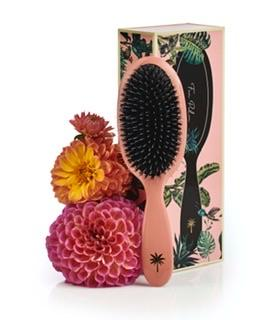 Fan Palm Hair Brush Medium - Flamingo Accessories Fan Palm