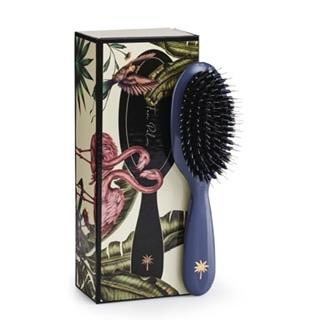 Fan Palm Hair Brush Small - Moonlight Blue Accessories Fan Palm