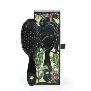 Fan Palm Wet Brush Hairbrush Medium - Octopus Accessories Fan Palm