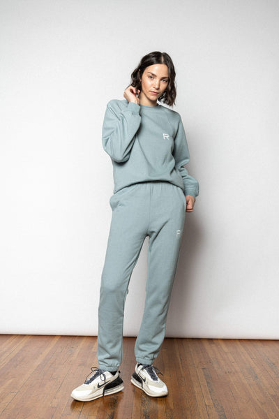 Ragdoll LA Oversized Sweatshirt - Faded Blue Bluser Ragdoll