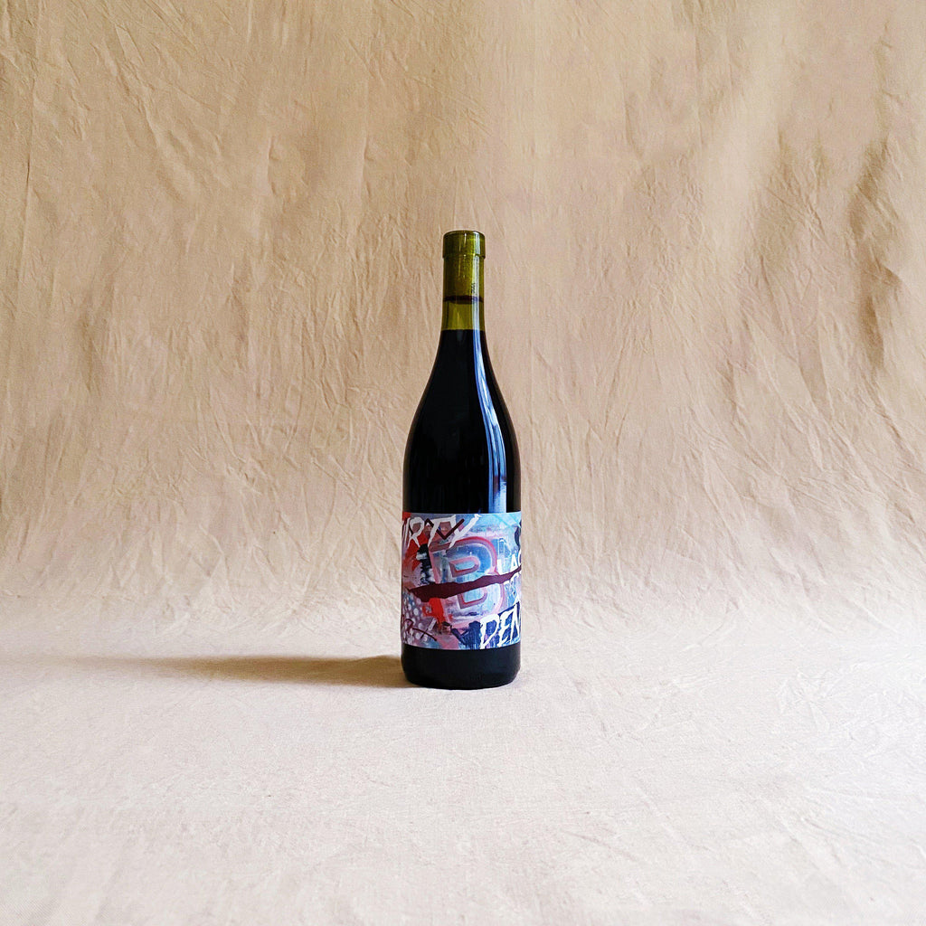 Dirty Black Denim - 2018 Carmenere