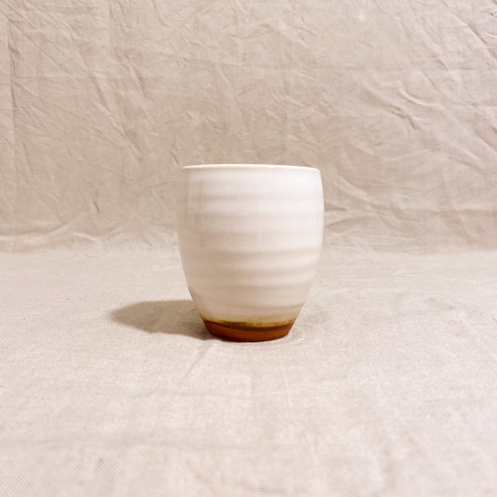 Mie Yunomi Cup White - Made in Japan