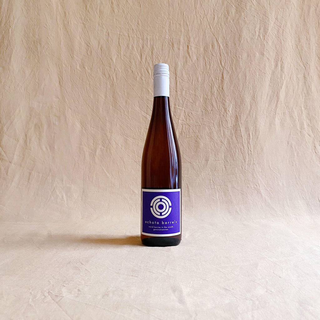 Ochota Barrels - 2020 Weird Berries in the Woods Gewurztraminer